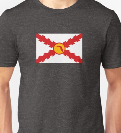 New Florida Meets Old  Unisex T-Shirt