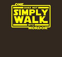 One Does Not Simply Walk Unisex T-Shirt