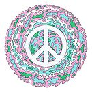 Psychedelic Peace by Richard Fay