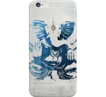 GANESHA art print iPhone Case/Skin