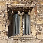 An Old Window by John (Mike)  Dobson