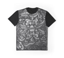 Facepage 02 Psychedelic Poster  Graphic T-Shirt