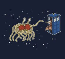 Wibbly Wobbly Noodley Woodley III T-Shirt