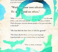 GUATAMA BUDDHA,  Buddha Quotes by Pranatheory