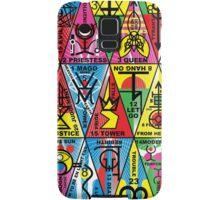 VAMAGON TRIANGLE TAROT CARDS T29 Samsung Galaxy Case/Skin