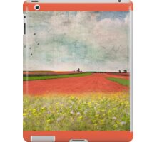 Splendor in the Grass iPad Case/Skin