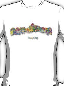Beijing China Skyline T-Shirt