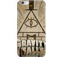 Bill Cipher- Gravity Falls iPhone Case/Skin