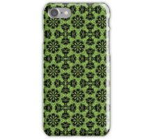 Greenery Floral iPhone Case/Skin