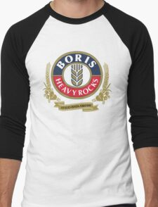 Boris - Heavy Rocks Men's Baseball ¾ T-Shirt