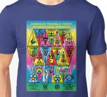 VAMAGON TRIANGLE TAROT CARDS T29 Unisex T-Shirt