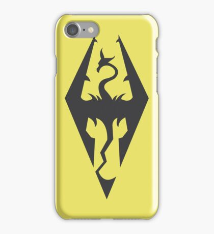 Dragon Icon iPhone Case/Skin