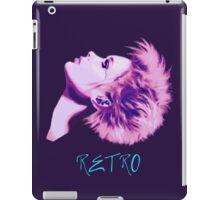 Retro Wave Star iPad Case/Skin