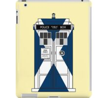 Scottish Police Public Box iPad Case/Skin