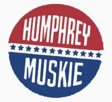HUMPHREY/ MUSKIE by IMPACTEES