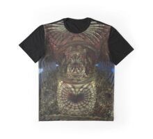 Ancient Carvings Graphic T-Shirt