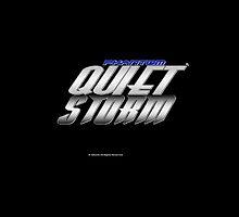 Phantom Quiet Storm Black Logo by TakeshiMedia