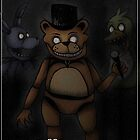 Five Night's at Freddy's - Freddy Fazbear by Bammelsan