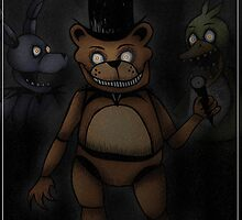 Five Night's at Freddy's - Freddy Fazbear by Bammelsan
