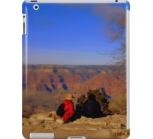 Watching the Grand Canyon iPad Case/Skin