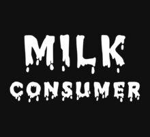 Milk consumer One Piece - Short Sleeve