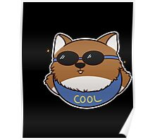 Cool Doge Poster