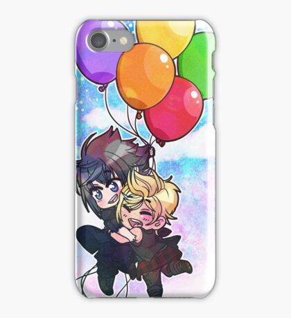 FFXV Party Promptis iPhone Case/Skin