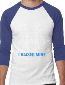 Favorite Photographer I Raised Mine  Men's Baseball ¾ T-Shirt