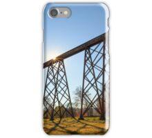 Tulip Trestle Sunburst iPhone Case/Skin