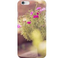 In The Morning Garden iPhone Case/Skin