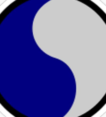 29th Infantry Division Sticker