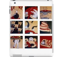 Late Night Cartoons iPad Case/Skin