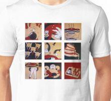Late Night Cartoons Unisex T-Shirt