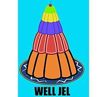Well Jel Photographic Print