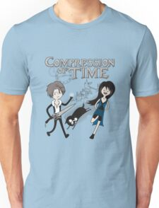 Compression of Time Unisex T-Shirt