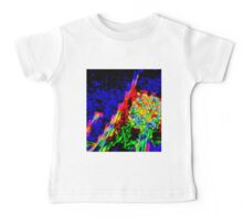 COLORFUL SKY COLLIDE Baby Tee