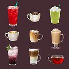 Delightful Drinks by RileyOMalley