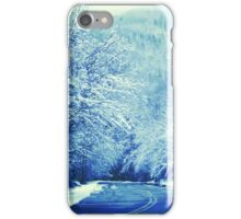 Frozen Road iPhone Case/Skin