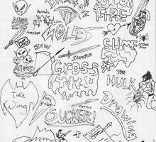 Doodle Away by Riekert Maritz (Krog)