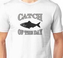 Catch of the Day - American Shad Unisex T-Shirt