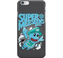 Super Meeseeks Bros. shirt iPhone iPad case pillow iPhone Case/Skin