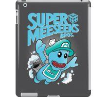 Super Meeseeks Bros. shirt iPhone iPad case pillow iPad Case/Skin