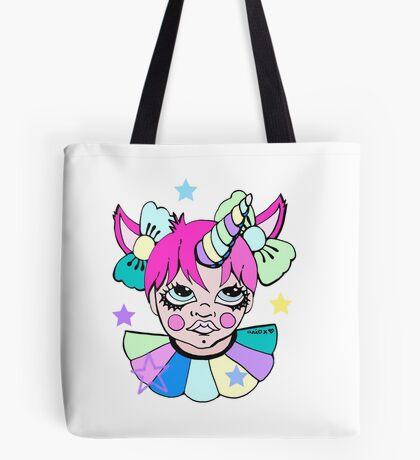 Unicorn Sugar by aniO Tote Bag