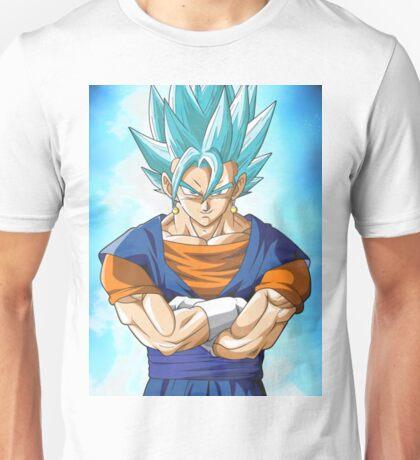 Super Saiyan God Vegito (Dragon Ball Super) Unisex T-Shirt
