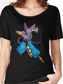 Beerus (Dragon Ball Super) Women's Relaxed Fit T-Shirt