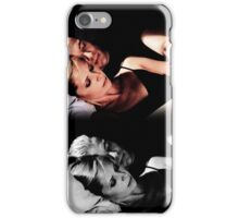Buffy and Spike - Buffy the Vampire Slayer iPhone Case/Skin