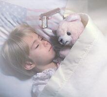 Keeping My Teddy Bear Safe. by Alex Preiss