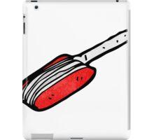 cartoon pen knife iPad Case/Skin