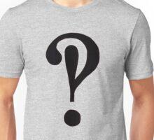 Interrobang!? Unisex T-Shirt