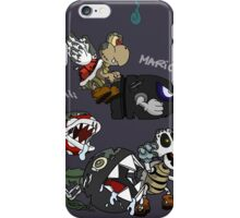 The revenge  iPhone Case/Skin